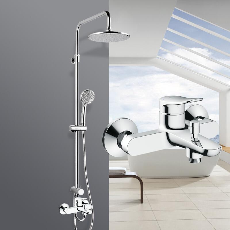 TOTO卫浴 花洒淋浴花洒套装浴室手持花洒喷头淋浴器DM911CS调节版花洒圆头DM911