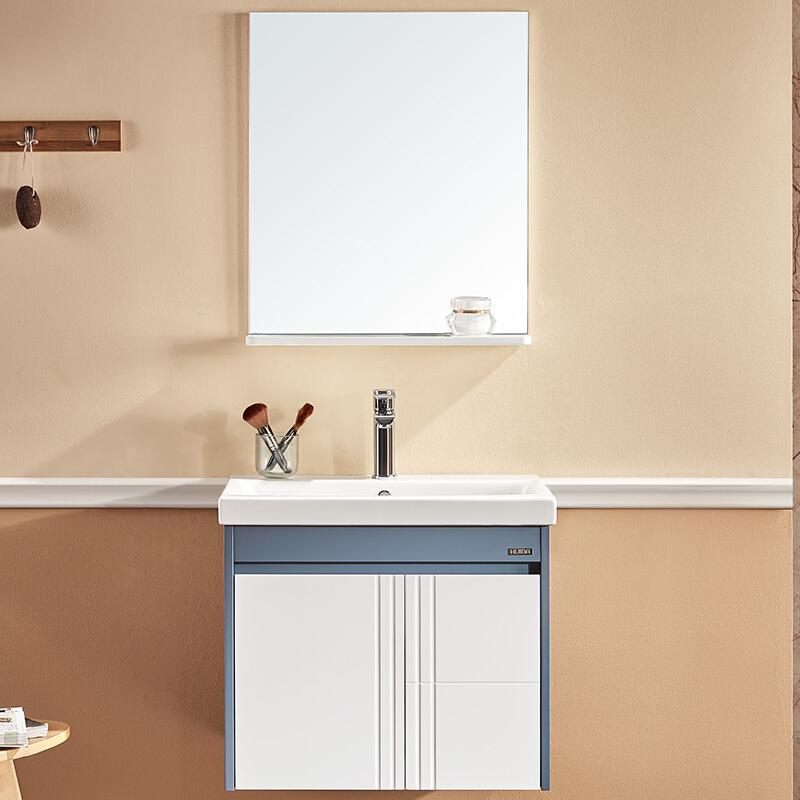 惠达(HUIDA)悬挂式实木浴室柜组合套装HDG513 60cm
